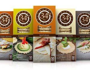 34 Degree Crackers
